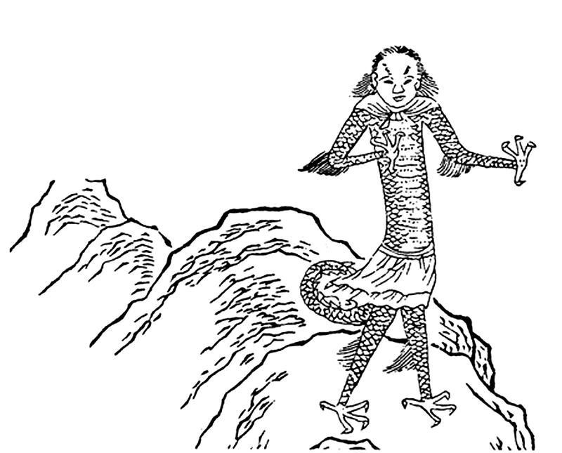 从神话龙到体制龙