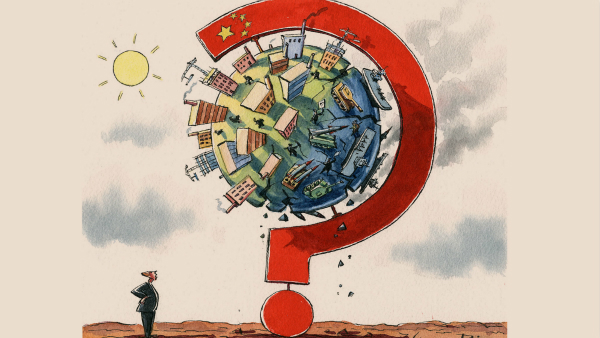 中国能否成为新的全球化领导者?